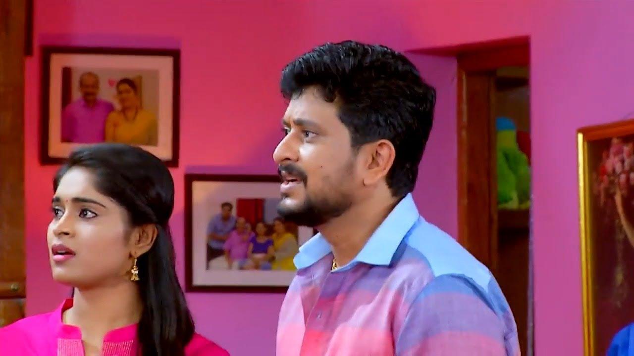 Bhagyajathakam | Arun's fake story to save Indhu..! | Mazhavil Manorama