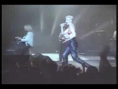 Eurythmics - Would I lie to you? Live '87 Sydney Mp3