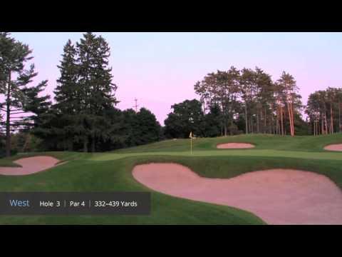 West 3, Ottawa Hunt & Golf Club