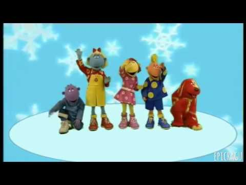 Tweenies Christmas Song - Sing Along!!!
