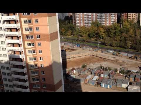 новостройки на левобережной улице москва