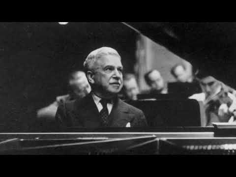 Artur Schnabel plays Beethoven's 4th Piano Concerto 'live' in 1947