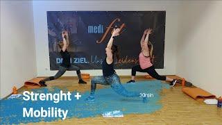 Strenght + Mobility - Kombination aus Kraft & Beweglichkeit 30min - medifit Wolfhagen