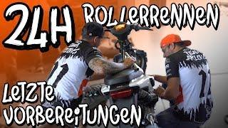 24h Rollerrennen - Die Vorbereitung! Teil 1 | Philipp Kaess |