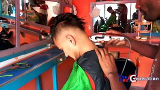 Top 1 Trending Hair Cut Of 2018 Nepal Hair Style Hair Cut Review Video Youtube