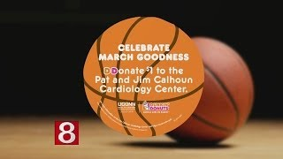 March Goodness with UConn Health and Dunkin Donuts