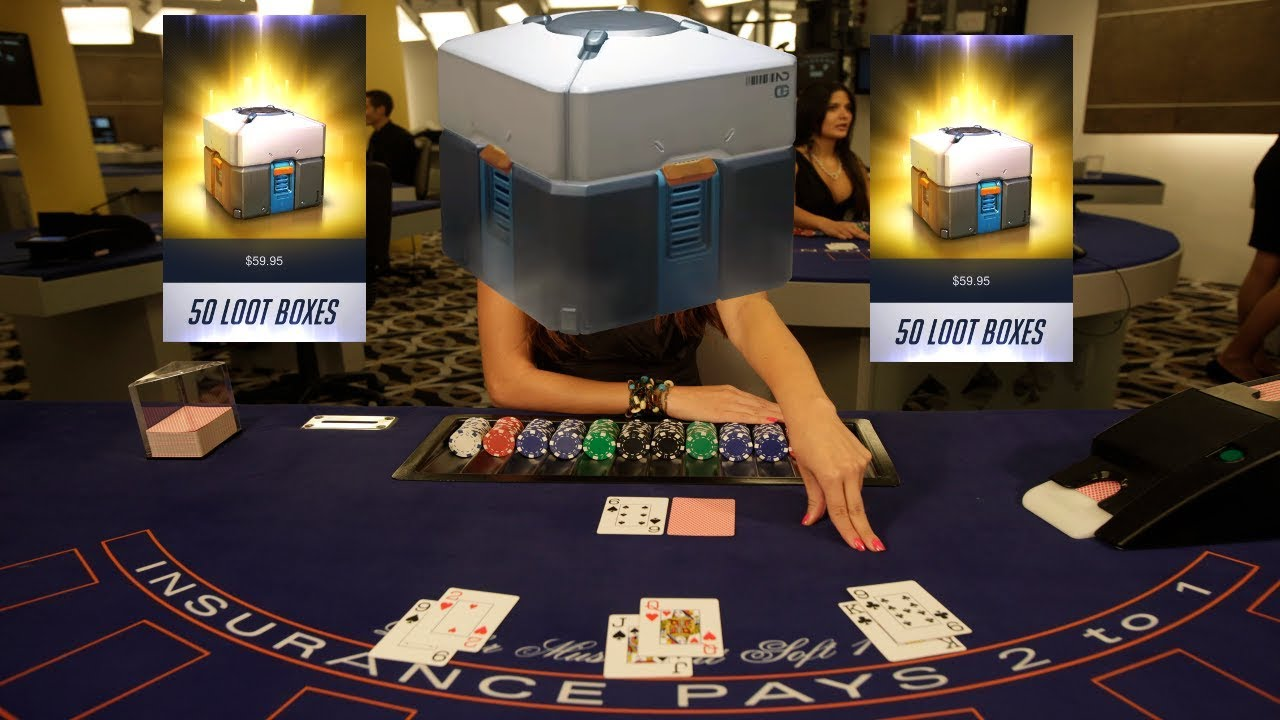 Loot boxes gambling utube the gambler