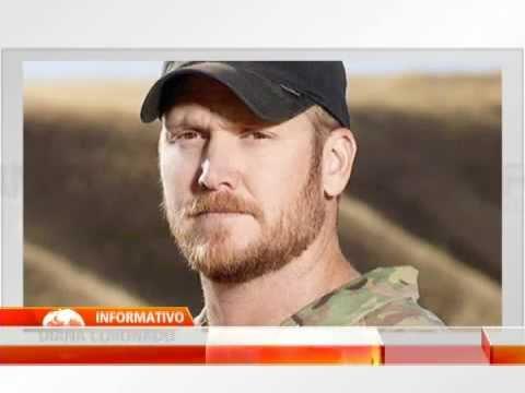 Asesinan a Chris Kyle, el francotirador más letal de EE.UU.