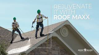 Roof Maxx for Roofs with Solar Panels