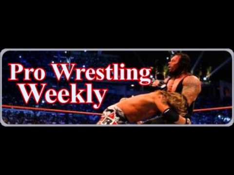 """Pro Wrestling Weekly 9-5-15 episode 305 """"11PM News"""""""
