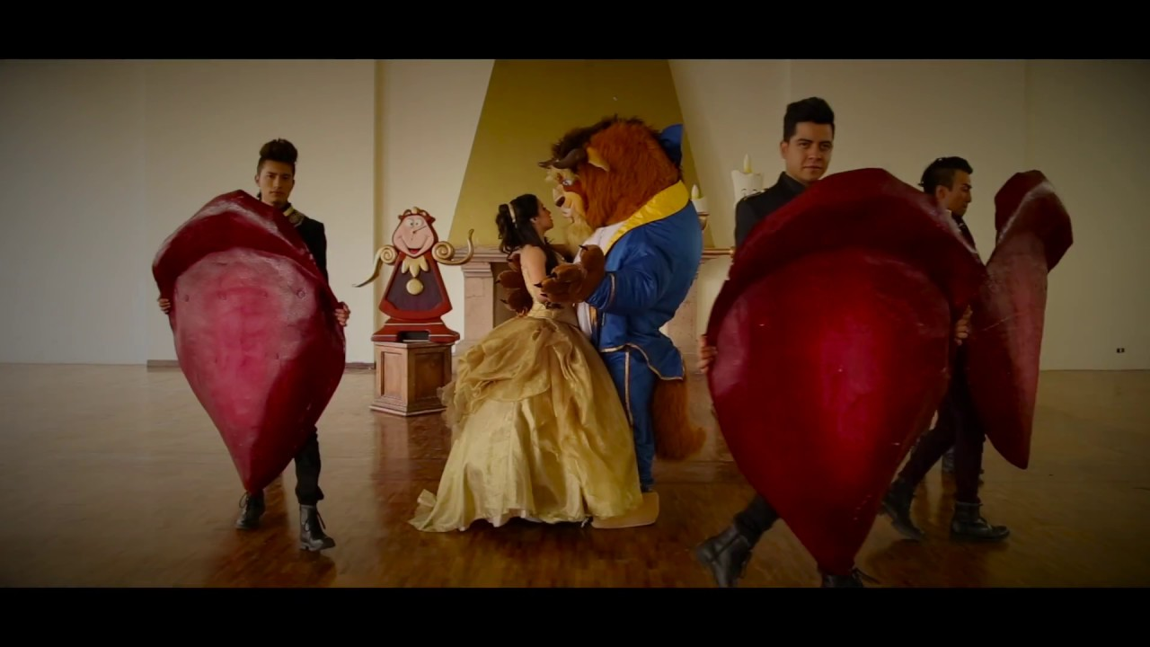 15 Anos Makeup: Beauty And The Beast VideoClip