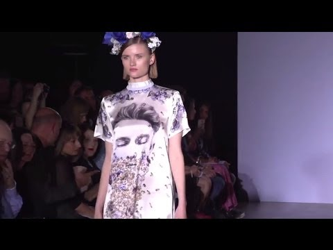 Middlesex Degree Fashion Show 2014 - Full Catwalk
