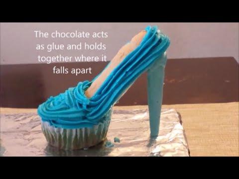 Heel Stiletto Make Cupcakes To How High QCxEBerdoW