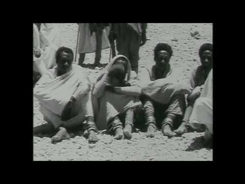 The Justice System in Ethiopia, video by Walter Mittelholzer  1934