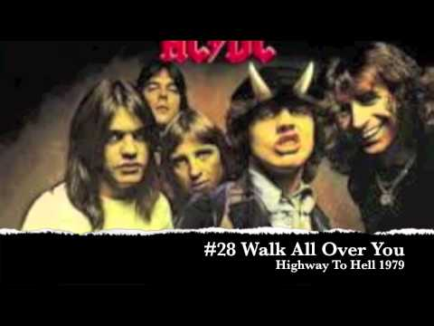 Top 80 ACDC Songs