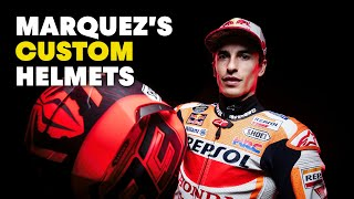 Which Is the Best Marc Marquez Helmet Design?