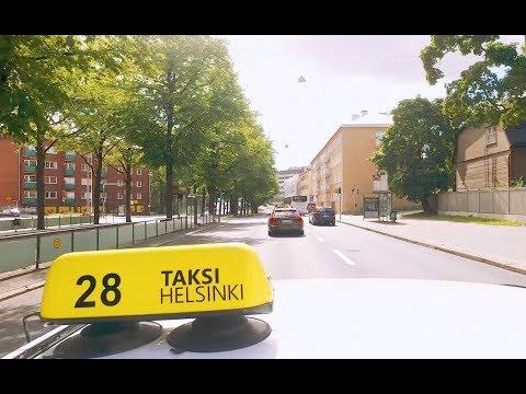 Taksi Helsinki Lentokenttä