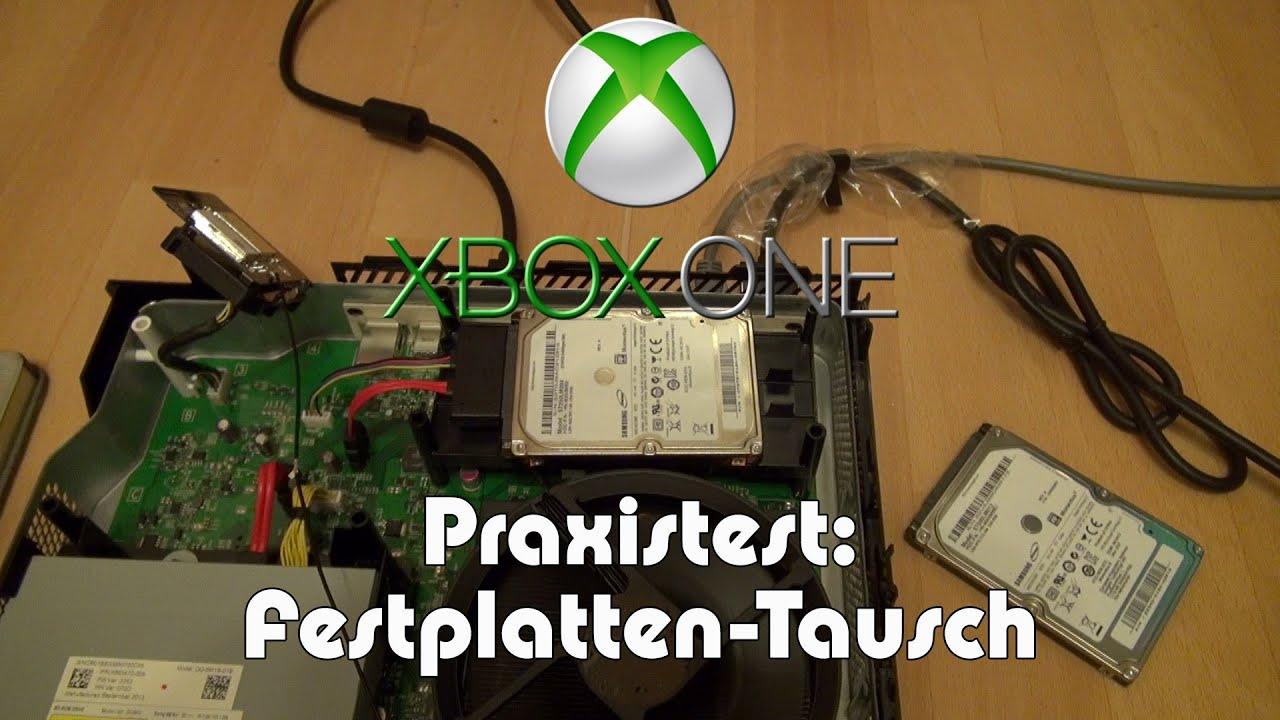 Xbox one hard drive