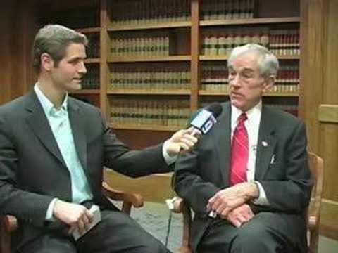 A Funny Ron Paul Interview