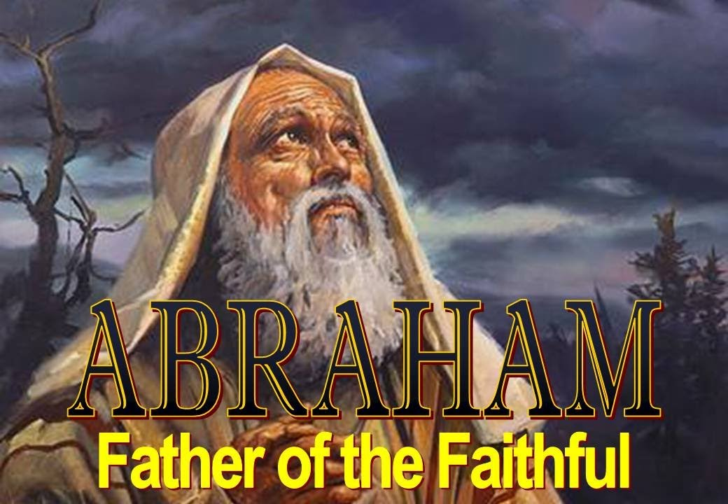 faith of abraham This article has been curated from, birth of the holy nation: volume 1 god and  abraham by corbett gaulden get your copy at the egen store.