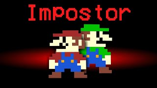 If Mario Bros. were the Impostors