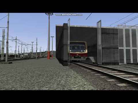 Metropolitana A di Roma Train Simulator 2017 BR481