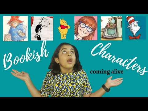 My Favorite Book Characters of all time | Inspirational Book Characters | Booktuber Stasha