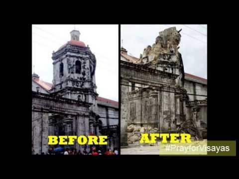 Leyte, Bohol and Cebu Earthquake Oct 15 2013 Images Part 3 - YouTube