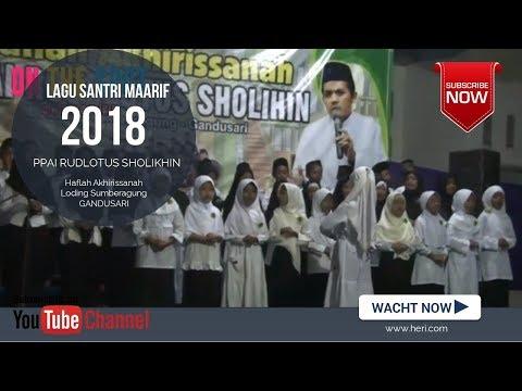 Lagu Santri Maarif