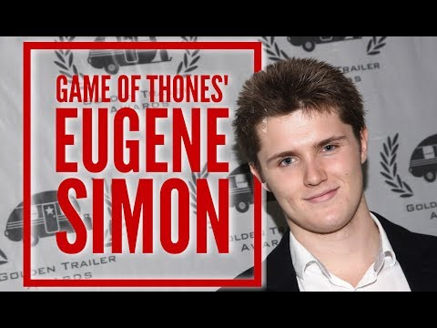 Just How British Is Game of Thrones' Eugene Simon?