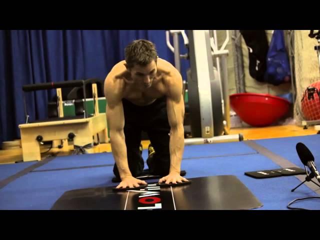 Cirque du Soleil workouts, part 2