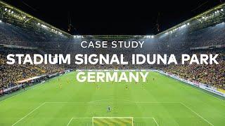 Stadium Signal Iduna Park, BVB Dortmund