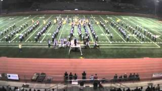 troy high school from fullerton ca 5a band at the 40th annual rowland