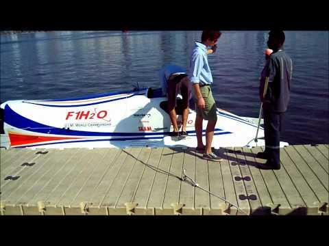 Prova F1 H2O doppio sedile - Al Sharjah