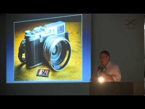 X-Photographer's talk show - David Hobby