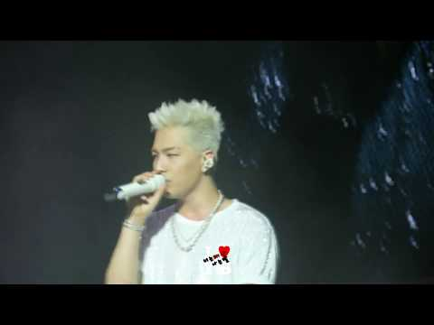 170901 TAEYANG - 텅빈도로 (EMPTY ROAD) @ WHITE NIGHT in NEW YORK
