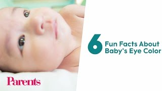 6 Fun Facts About Babys Eye Color | Parents