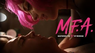 M.F.A. Official Trailer (2017) Francesca Eastwood Thriller Movie HD