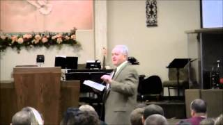 First Assembly of God Texarkana, TX - Pastor Hal Haltom - March 9, 2014
