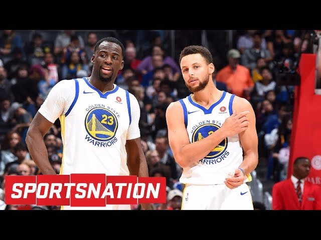 Draymond Green comments, Stephen Curry dominates | SportsNation | ESPN