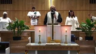 April 12, 2020 Morning Worship - China Grove A.M.E. Zion Church
