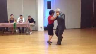 TANGO MAESTRO STILL DANCING AT 78