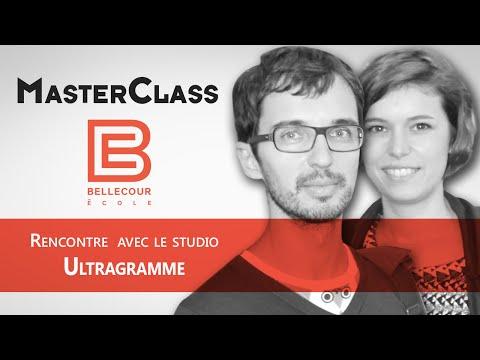 Rencontre avec le studio Ultragramme à Bellecour Ecole