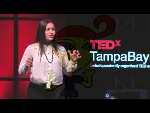 The Emergence of the Muse | Luisa Padro | TEDxTampaBay