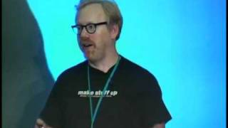 The Last HOPE: Adam Savage Keynote (Complete)