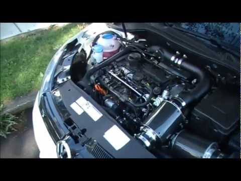 golf r with forge twin intake youtube. Black Bedroom Furniture Sets. Home Design Ideas