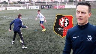 LE VINSKY FC RECRUTE À RENNES
