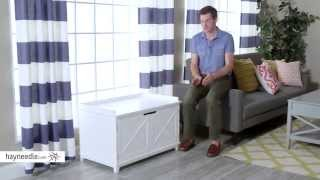 Boomer & George Hampton Cat Washroom Bench - Product Review Video