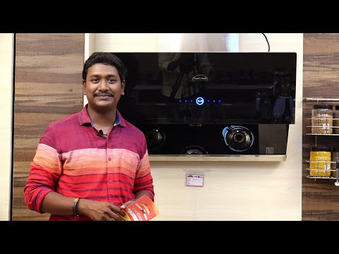 Meenakshi & Meenakshi Kitchen Chimney Review CH07