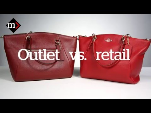 55f097194bc5 Outlets vs. retail  Can you spot the differences  (CBC Marketplace) -  YouTube